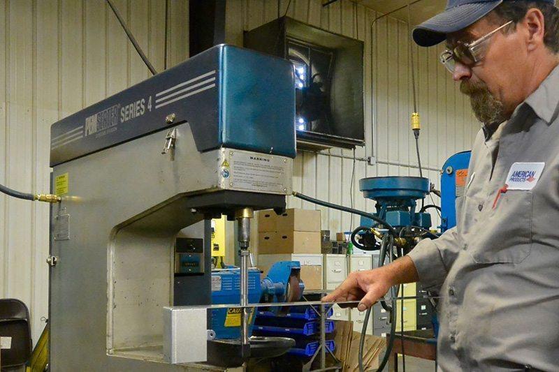 Metal Enclosure Riveting & Metal Fastening