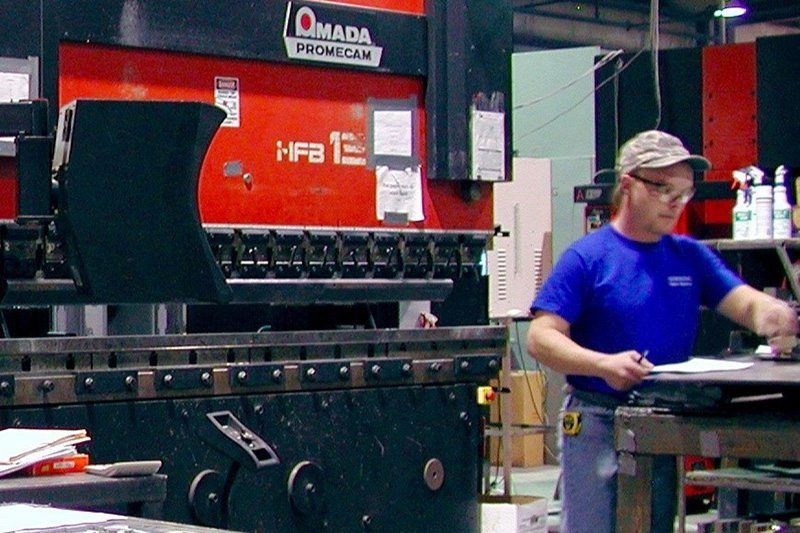 Press Brakes American Products Contract Manufacturing