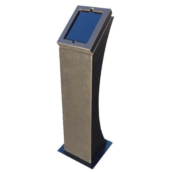 tablet series arc floor mount