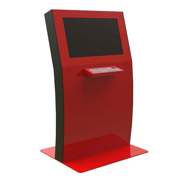 pitch kiosk square